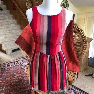 Cooperative Fun & Flirty Summer Swing Dress